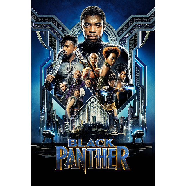 Black Panther HD digital download Movies Anywhere