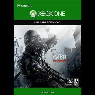 Metro 2033 Redux XBOX LIVE/ONE Digital Code