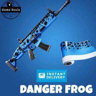 Code | Danger Frog Wrap