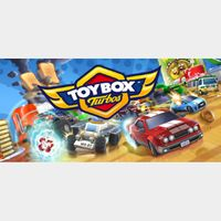Toybox Turbos (instant delivery)