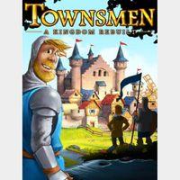 Townsmen - A Kingdom Rebuilt (Instant delivery)
