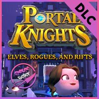 Portal Knights - Elves, Rogues, and Rifts Steam Global Key DLC