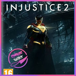 Injustice 2 Steam Global Key