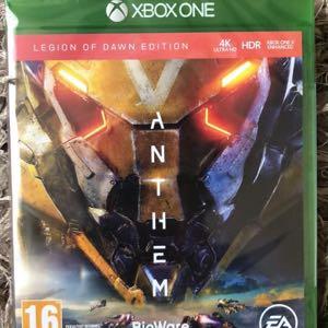 Anthem Xboxone