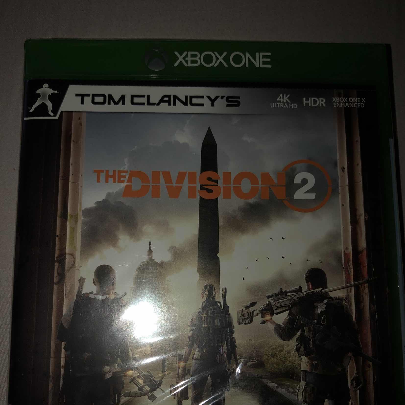 The Division 2 Xboxone