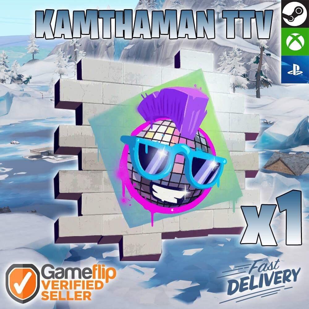 Fortnite In Game Spray Other Gameflip