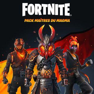 Code | Magma Masters Pack