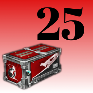 Ferocity Crate | 25x
