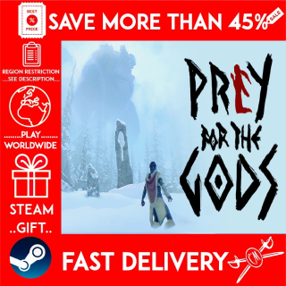 Praey for the Gods (STEAM GIFT)🎁🎁🎁 (get a bonus game 🎮 and a discount 💵 for the next purchase)