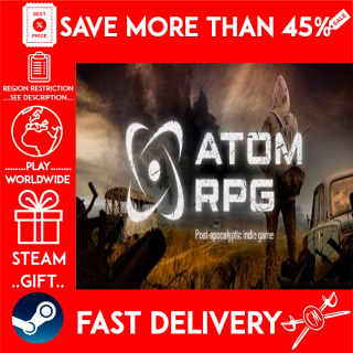 ATOM RPG (STEAM GIFT)🎁🎁🎁 (get a bonus game 🎮 and a discount 💵 for the next purchase)