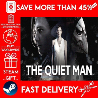 THE QUIET MAN™ (STEAM GIFT)🎁🎁🎁 (get a bonus game 🎮 and a discount 💵 for the next purchase)