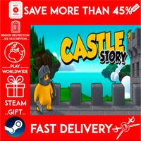 Castle Story (STEAM GIFT) 🎁🎁🎁 (get a bonus game 🎮 and a discount 💵 for the next purchase)