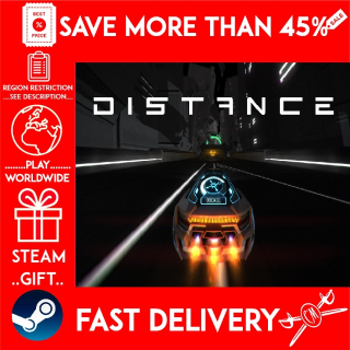 Distance Deluxe Edition (STEAM GIFT)🎁🎁🎁 (get a bonus game 🎮 and a discount 💵 for the next purchase)