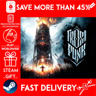 Frostpunk (STEAM GIFT)🎁🎁🎁 (get a bonus game 🎮 and a discount 💵 for the next purchase)