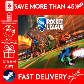 Rocket League® (STEAM GIFT) 🎁🎁🎁 (get a bonus game 🎮 and a discount 💵 for the next purchase)