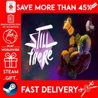 Still There (STEAM GIFT) 🎁🎁🎁 (get a bonus game 🎮 and a discount 💵 for the next purchase)