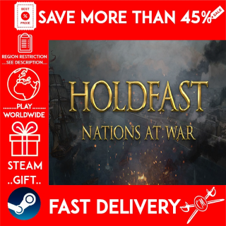 Holdfast: Nations At War (STEAM GIFT)🎁🎁🎁 (get a bonus game 🎮 and a discount 💵 for the next purchase)