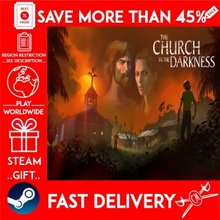 The Church in the Darkness (STEAM GIFT) 🎁🎁🎁 (get a bonus game 🎮 and a discount 💵 for the next purchase)