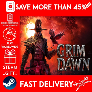 Grim Dawn (STEAM GIFT)🎁🎁🎁 (get a bonus game 🎮 and a discount 💵 for the next purchase)