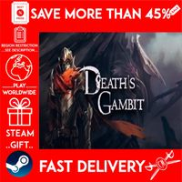 Death's Gambit (STEAM GIFT) 🎁🎁🎁 (get a bonus game 🎮 and a discount 💵 for the next purchase)