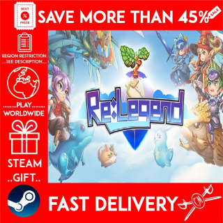 Re:Legend (STEAM GIFT) 🎁🎁🎁 (get a bonus game 🎮 and a discount 💵 for the next purchase)