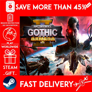 Battlefleet Gothic: Armada 2 (STEAM GIFT)🎁🎁🎁 (get a discount 💵 for the next purchase)