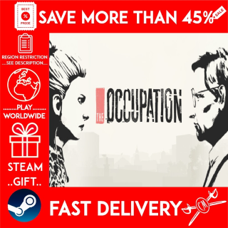 The Occupation (STEAM GIFT)🎁🎁🎁 (get a bonus game 🎮 and a discount 💵 for the next purchase)