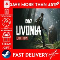 DayZ Livonia Edition (STEAM GIFT) 🎁🎁🎁 (get a bonus game 🎮 and a discount 💵 for the next purchase)