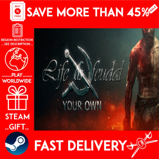 Life is Feudal: Your Own (STEAM GIFT)🎁🎁🎁 (get a bonus game 🎮 and a discount 💵 for the next purchase)