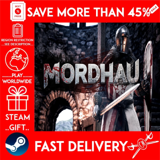 MORDHAU (STEAM GIFT) 🎁🎁🎁 (get a bonus game 🎮 and a discount 💵 for the next purchase)
