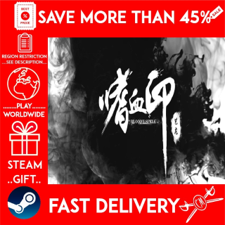 嗜血印 Bloody Spell (STEAM GIFT)🎁🎁🎁 (get a bonus game 🎮 and a discount 💵 for the next purchase)