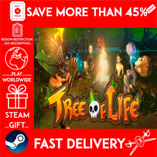 Tree of Life (STEAM GIFT)🎁🎁🎁 (get a bonus game 🎮 and a discount 💵 for the next purchase)