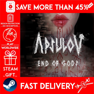 Apsulov: End of Gods (STEAM GIFT) 🎁🎁🎁 (get a bonus game 🎮 and a discount 💵 for the next purchase)