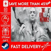 The Evil Within 2 (STEAM GIFT) 🎁🎁🎁 (get a bonus game 🎮 and a discount 💵 for the next purchase)