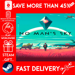 No Man's Sky (STEAM GIFT)🎁🎁🎁 (get a bonus game 🎮 and a discount 💵 for the next purchase)