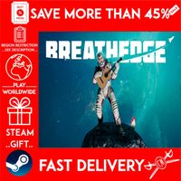 Breathedge (STEAM GIFT) 🎁🎁🎁 (get a bonus game 🎮 and a discount 💵 for the next purchase)
