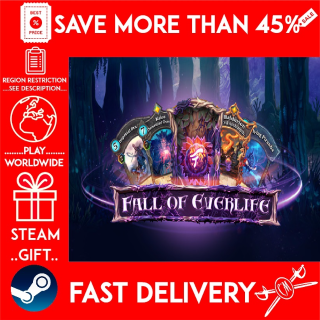 Faeria - Fall of Everlife ❗DLC❗ (STEAM GIFT)🎁🎁🎁 (get a bonus game 🎮 and a discount 💵 for the next purchase)