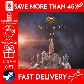 Imperator: Rome (STEAM GIFT) 🎁🎁🎁 (get a bonus game 🎮 and a discount 💵 for the next purchase)