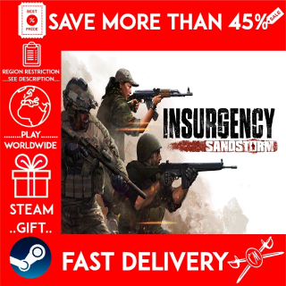 Insurgency: Sandstorm (STEAM GIFT)🎁🎁🎁 (get a bonus game 🎮 and a discount 💵 for the next purchase)