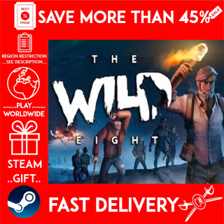 The Wild Eight (STEAM GIFT)🎁🎁🎁 (get a bonus game 🎮 and a discount 💵 for the next purchase)