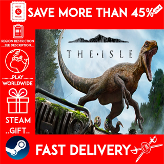 The Isle (STEAM GIFT)🎁🎁🎁 (get a bonus game 🎮 and a discount 💵 for the next purchase)
