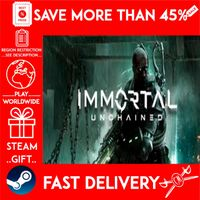 Immortal: Unchained (STEAM GIFT) 🎁🎁🎁 (get a bonus game 🎮 and a discount 💵 for the next purchase)