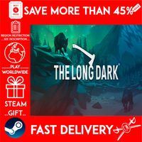 The Long Dark (STEAM GIFT) 🎁🎁🎁 (get a bonus game 🎮 and a discount 💵 for the next purchase)