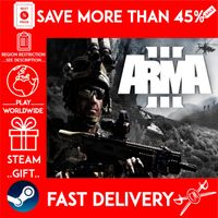 Arma 3 (STEAM GIFT) 🎁🎁🎁 (get a bonus game 🎮 and a discount 💵 for the next purchase)