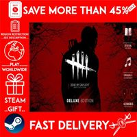 Dead by Daylight Deluxe Edition (STEAM GIFT)🎁🎁🎁 (get a bonus game 🎮 and a discount 💵 for the next purchase)