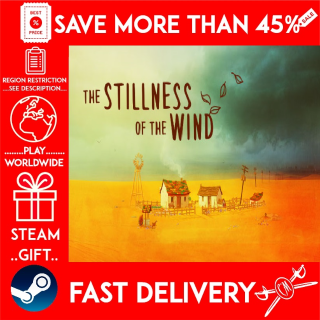 The Stillness of the Wind (STEAM GIFT)🎁🎁🎁 (get a bonus game 🎮 and a discount 💵 for the next purchase)