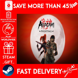 Aragami: Nightfall ❗DLC❗ (STEAM GIFT)🎁🎁🎁 (get a discount 💵 for the next purchase)