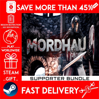 MORDHAU SUPPORTER BUNDLE (STEAM GIFT)🎁🎁🎁 (get a discount 💵 for the next purchase)