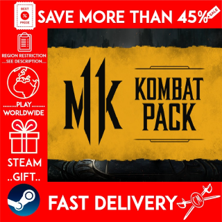 Mortal Kombat 11 Kombat Pack ❗DLC❗ (STEAM GIFT) 🎁🎁🎁 (get a bonus game 🎮 and a discount 💵 for the next purchase)