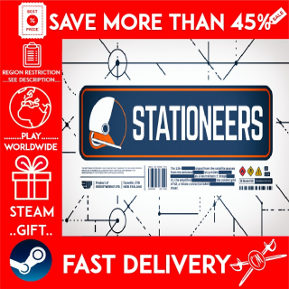 Stationeers (STEAM GIFT)🎁🎁🎁 (get a bonus game 🎮 and a discount 💵 for the next purchase)